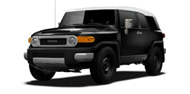 Mission Hills Toyota - 2013 Toyota FJ Cruiser 4x4 V6 Base