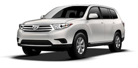 2013 Toyota Highlander 4-cylinder