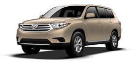 2013 Highlander 4-cylinder Base