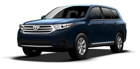 2013 Toyota Highlander V6 Base