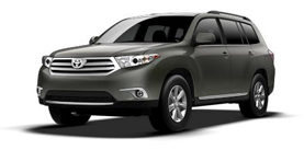 2013 Toyota Highlander 4-cylinder Plus