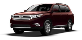 Novato Toyota - 2013 Toyota Highlander V6 Plus