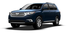 2013 Toyota Highlander V6 SE
