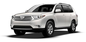 Long Beach Toyota - 2013 Toyota Highlander V6 SE