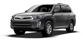 2013 Toyota Highlander Hybrid