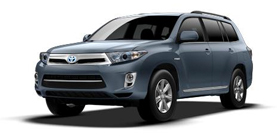 2013 Toyota Highlander Hybrid Base