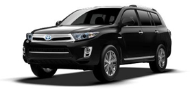 Northridge Toyota - 2013 Toyota Highlander Hybrid Limited