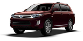 2013 Toyota Highlander Hybrid Limited