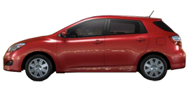 2013 Toyota Matrix 4-Speed Automatic L