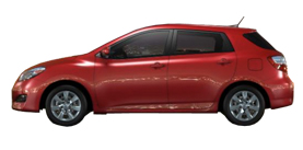 2013 Toyota Matrix Manual S