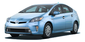 2013 Toyota Prius Plug-In Prius Plug-in Hybrid Base