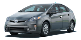 2013 Toyota Prius Plug-In Prius Plug-in Hybrid Advanced