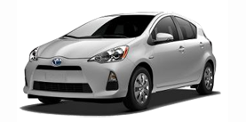 2013 Toyota Prius c Prius c One