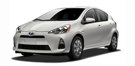 2013 Toyota Prius c