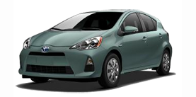 2013 Toyota Prius c Prius c Three Base