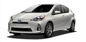 Inglewood Toyota - 2013 Toyota Prius c Prius c Four Base