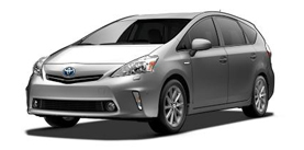 2013 Toyota Prius v Prius v Five Base