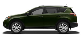 2013 Toyota RAV4 LE