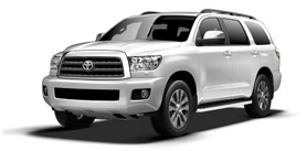 2013 Toyota Sequoia 4x2 Limited