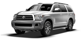 2013 Toyota Sequoia 4x4 Limited