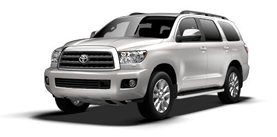 2013 Toyota Sequoia 4x4 Platinum