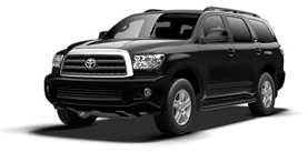 2013 Toyota Sequoia 4x4 SR5