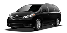 2013 Toyota Sienna 8 Passenger V6 XLE