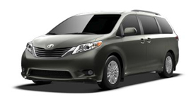 2013 Toyota Sienna 8 Passenger V6 XLE near San Marcos