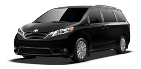 2013 Toyota Sienna 7 Passenger V6 XLE