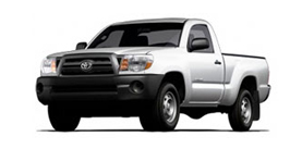 2013 Toyota Tacoma 4x2 Regular Cab, Manual