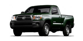 2013 Toyota Tacoma 4x2 Regular Cab, Automatic  Base