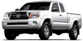 2013 Toyota Tacoma 4x2 Access Cab, Manual 
