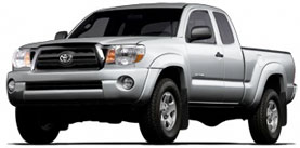 2013 Toyota Tacoma 4x2 Access Cab, Manual Base