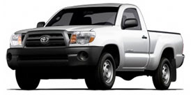 2013 Toyota Tacoma 4x4 Regular Cab, Manual  