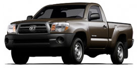 2013 Toyota Tacoma 4x4 Regular Cab, Manual  Base