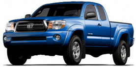 2013 Toyota Tacoma 4x4 Access Cab, V6 Manual Base