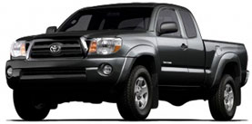 2013 Toyota Tacoma 4x4 Access Cab, V6 Automatic Base