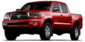 2013 Toyota Tacoma 4x4 Double Cab, V6 Manual Base