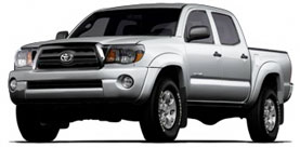 2013 Toyota Tacoma 4x4 Double Cab, V6 Automatic, Long Bed Base