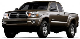 2013 Toyota Tacoma PreRunner Access Cab, Automatic Base