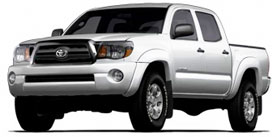Tacoma PreRunner Double Cab, V6 Automatic, Long Bed
