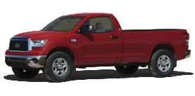 Tundra Regular Cab 4x2 5.7L V8 Long Bed