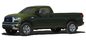 2013 Toyota Tundra Regular Cab 4x2 5.7L V8 Long Bed Base