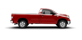 2013 Toyota Tundra Regular Cab 4x4 5.7L V8 FFV Base