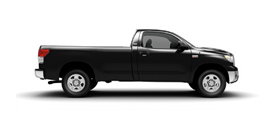 2013 Toyota Tundra Regular Cab 4x4 5.7L V8 Base