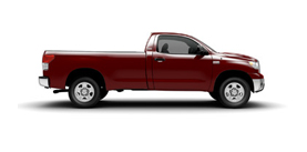 Tundra Regular Cab 4x4 5.7L V8