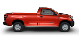 2013 Toyota Tundra Regular Cab 4x4 5.7L V8 Long Bed Base