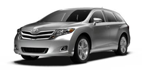 2013 Toyota Venza 4-cylinder LE