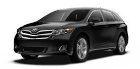 2013 Toyota Venza 6-cylinder LE
