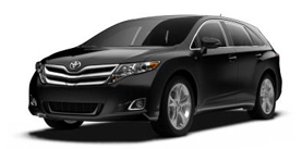2013 Toyota Venza 6-cylinder XLE